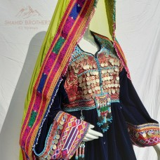 vintage Tribal Afghan Dresses # 1257