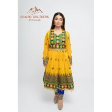 Afghan Dresses Afghan Bazar Kabul # 702