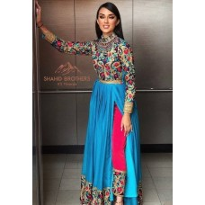 Traditional Afghanistan Kuchi tribal dress in Malti color # 475