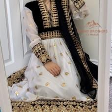 Latest Afghan Tribal Dress # 513