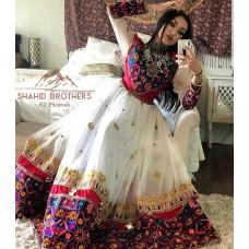 New Stylish Afghan Tribal Dress # 517