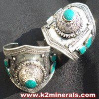 afghan tribal jewelry
