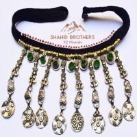 Antique Vintage Tribal Necklace # 1244
