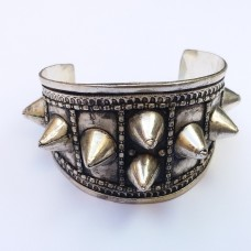 Afghan kuchi Fashion jewellery spike bracelets # 677