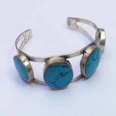 Afghani Tribal Antique Vintage Adjustable Bracelet # 698