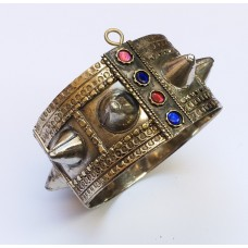 Fashion kuchi spike bracelet # 676