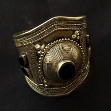 Afghani Tribal Antique Vintage Adjustable Bracelet # 1012