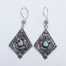 Afghan Fashion Kuchi Afghan Jewellery Earring # 1115