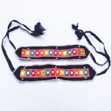 Kuchi tribal headpiece patch-270