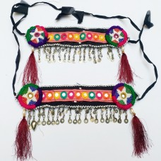 Afghan tribal banjara headdress-902