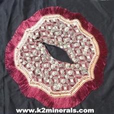 turkmen style poncho-330
