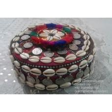 Afghan Tribal Antique Vintage cap-634