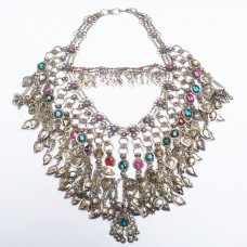 Kuchi Banjara tribal afghan necklace -975