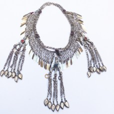 Banjara tribal vintage necklace-261
