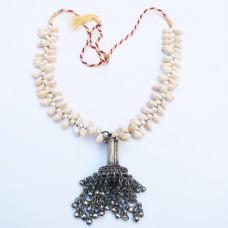 Tribal Vintage Style Seashell Choker-995
