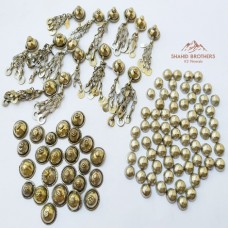 afghan kuchi tribal afghani Wholesale Metal Accessories # 109