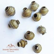 Afghan Tribal Antique Vintage beads # 54
