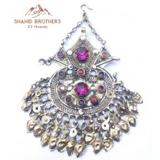 afghan kuchi vintage rare pendants # 1241