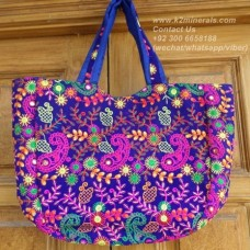 tribal embroidary bag-847