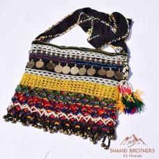Gypsy Kuchi Tribal Bag # 259