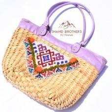 Gypsy Banjara Boho Vintage Danza Bag # 590