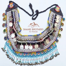 afghan tribal kuchi jewellery gypsy banjara boho belt # 203