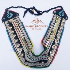 Afghan Tribal  Bellydance Banjara Boho Vintage Belt # 721 B