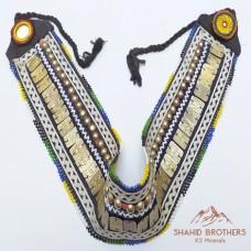 Kuchi Tribal Banjara Boho Vintage Belt # 611