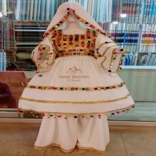 afghan tribal traditional dress for girl # 579