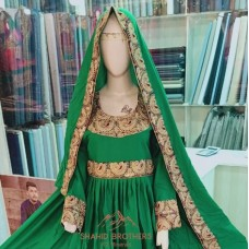 Afghan Tribal Antique Frock Dresses # 703