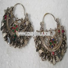 kuchi tribal earring # 140