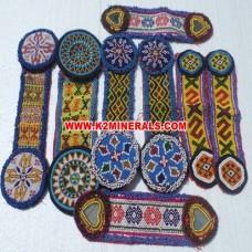 kuchi tribe medallion-186