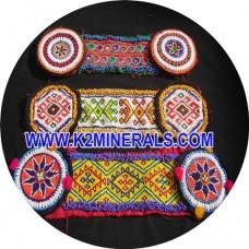kuchi tribe long medallion-44