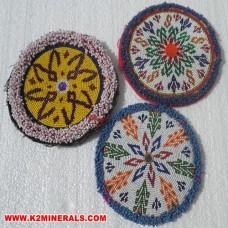 kuchi tribe medallion-100