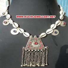 kuchi tribe necklace-266