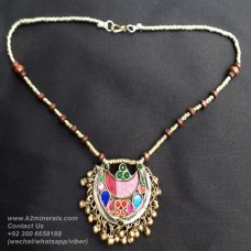 vintage rope sperry pendant nacklace-720