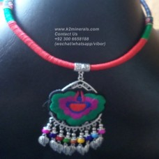 Tibetian Tribal necklace-742