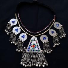 Vintage Belly Dance necklace-961