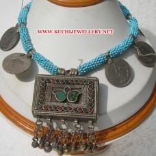 kuchi tribe necklace-146
