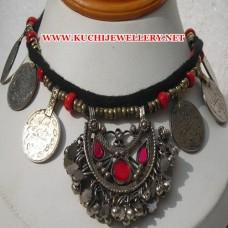 kuchi tribe necklace-157