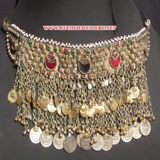 kuchi tribe necklace-194