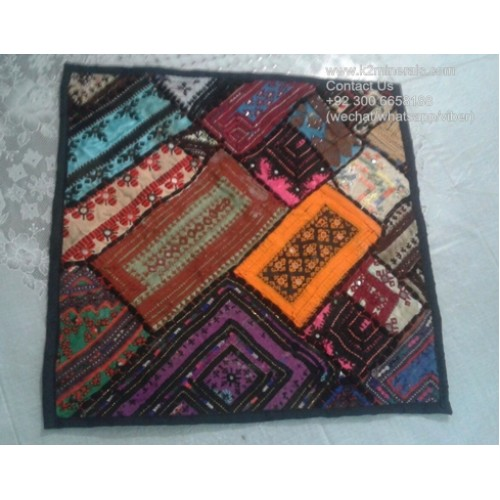 sindhi balochi Vintage tribal patch # 635