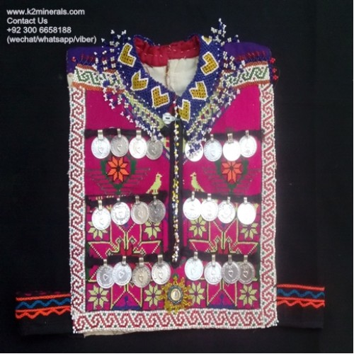 Afghan kuchi tribal patch-682