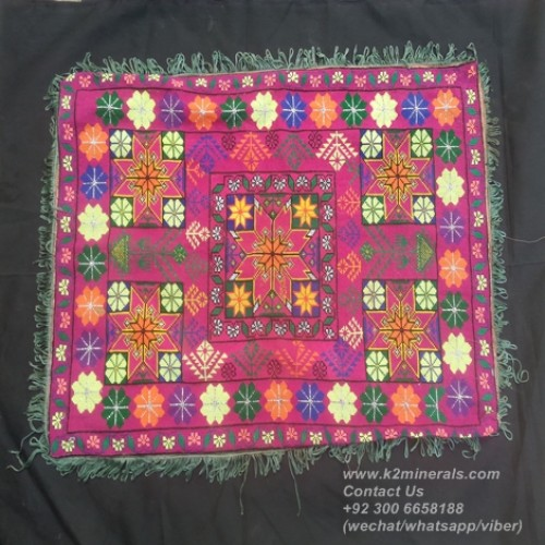 Tribal Ethnic Afghan banjara Artwork Vintage Patch # 810