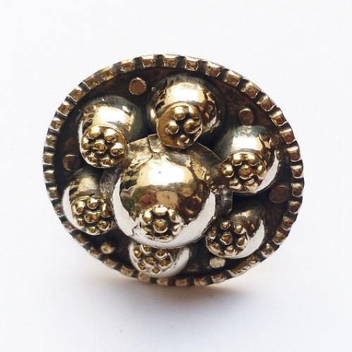 Vintage afghan Tomb jewellery rings-1112